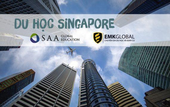 Học viện kế toán Singapore – Singapore Accountancy Academy