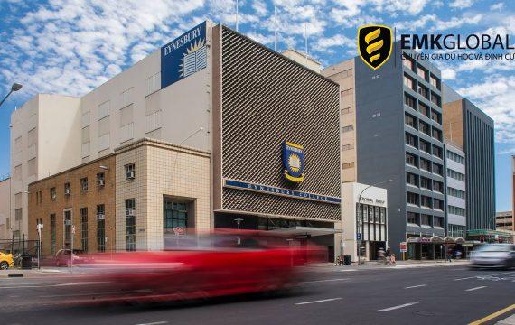 Du học Úc -Vì sao chọn Trường Trung Học EYNESBURY