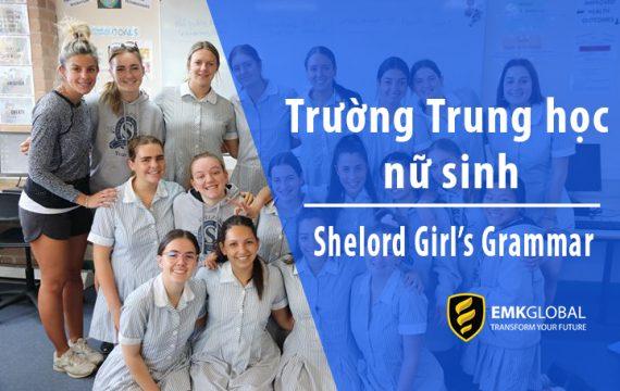 Trường trung học nữ sinh Úc – Shelford Girl's Grammar
