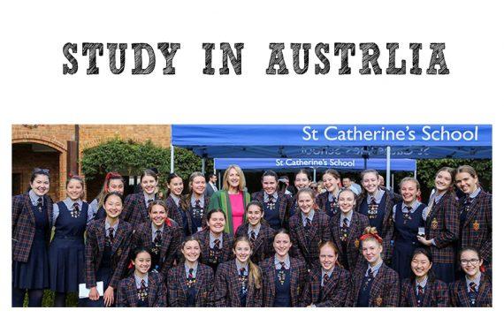TRƯỜNG ST.CATHERINE'S SCHOOL- DU HỌC ÚC