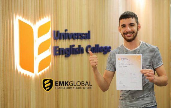 Trường Universal English College- Lựa chọn học tiếng Anh lý tưởng cho sinh viên Quốc tế
